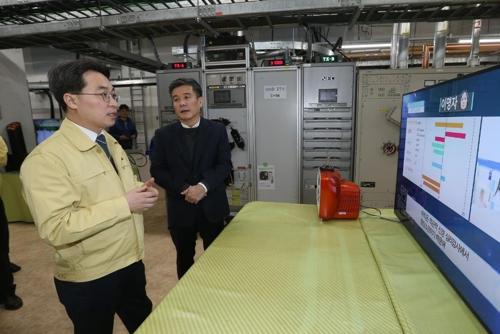 방통위 고삼석 상임위원, 중요 방송시설 안전점검