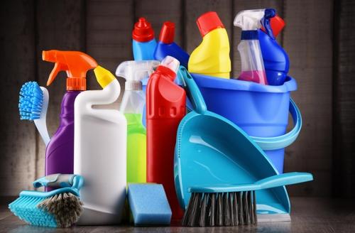 청소용 세제와 표백·살균제가 폐기능 떨어뜨려