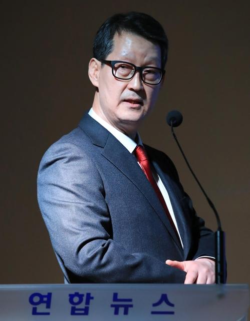 연합뉴스 신임 사장으로 내정된 조성부 전 연합뉴스 논설위원실 주간