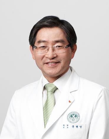 문병인 이화의료원장 및 의무부총장