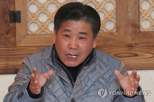 소설 '이순신의 7년' 완간 기자간담회