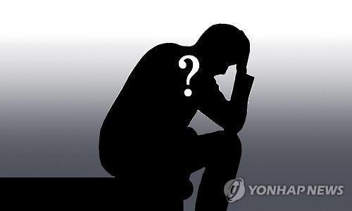 남성 일러스트[연합뉴스TV 제공]