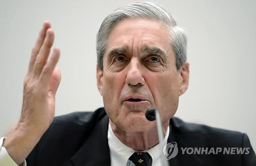 러시아 스캔들을 수사중인 로버트 뮬러 특별검사 [EPA=연합뉴스]