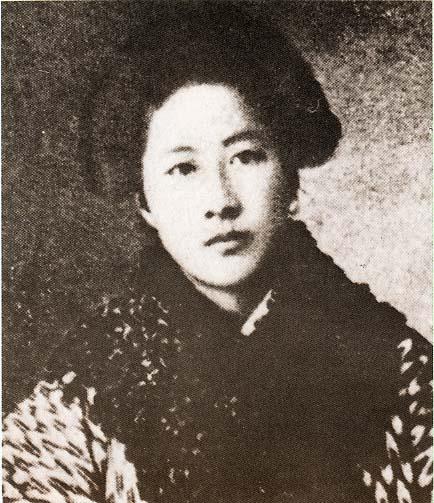 중국 여성혁명가 추진