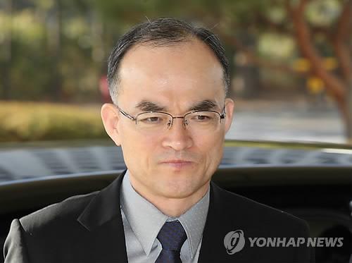 문무일 검찰총장 [연합뉴스 자료사진]