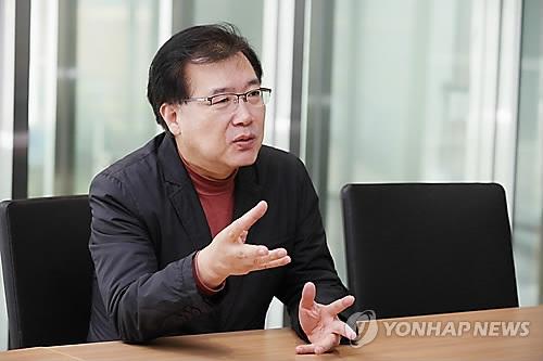 방선규 국립아시아문화전당 전당장 직무대리. [연합뉴스 자료사진]