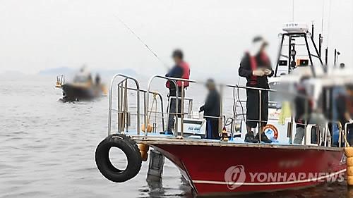 바다낚시 [연합뉴스 자료사진]