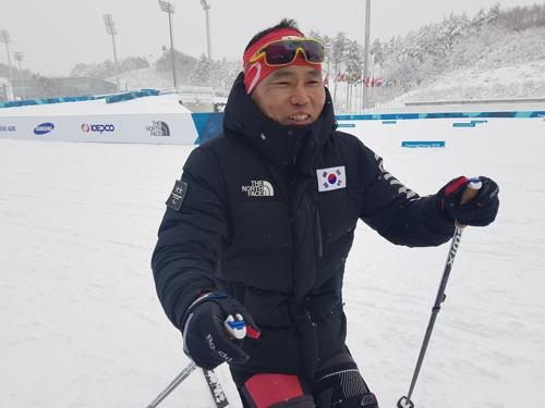"""[패럴림픽] 한국 첫 메달 크로스컨트리 신의현 """"남은 경기에서 금메달 도.."""