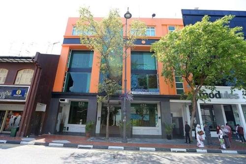 대북 사치품 수출 의혹 싱가포르 업체 주소지 건물[사진출처 더스트레이츠타임스]