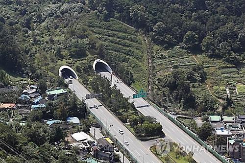 광주순환도로 [연합뉴스 자료사진]