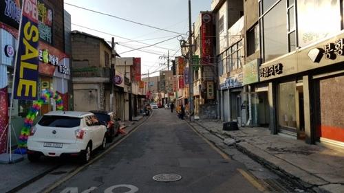 골목경제 활성화 사업 추진할 가락로 49번길 일원