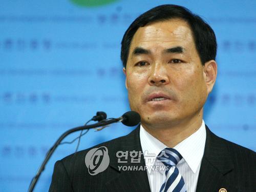 김인식 전 농진청장