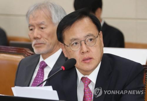 자유한국당 이명수 의원 [연합뉴스 자료사진]