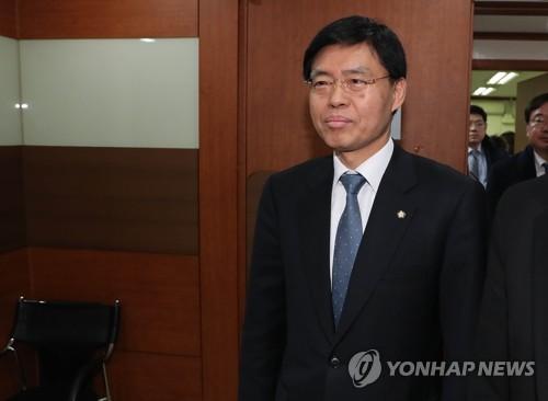 최교일 자유한국당 의원 [연합뉴스 자료사진]