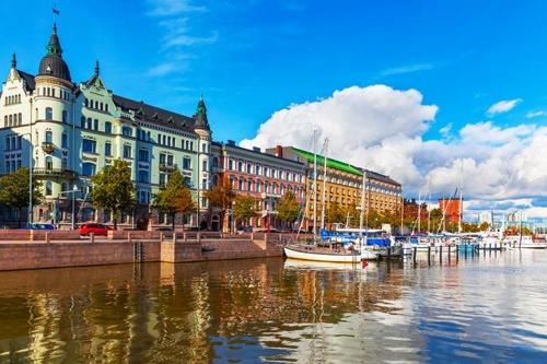 핀란드 헬싱키