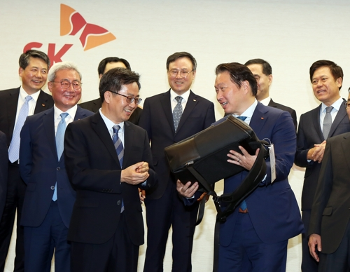 김동연 부총리가 구매한 '모어댄' 가방 완판