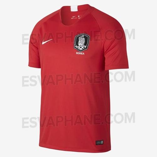 韓축구대표팀 월드컵 때 입을 유니폼 디자인 '유출'