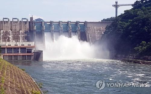 충주댐 [연합뉴스 자료사진]