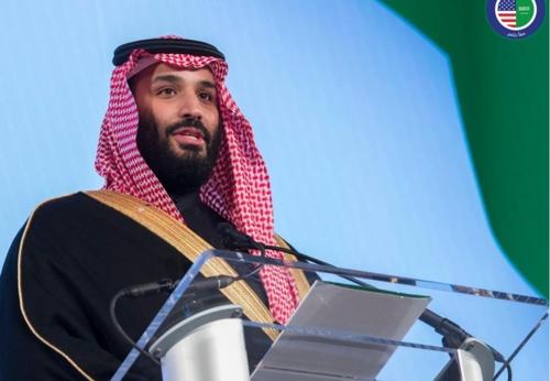 무함마드 빈살만 사우디 왕세자[SPA통신]