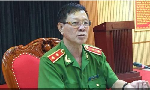 온라인 도박 스캔들로 체포된 판 반 빈 전 베트남 경찰청장
