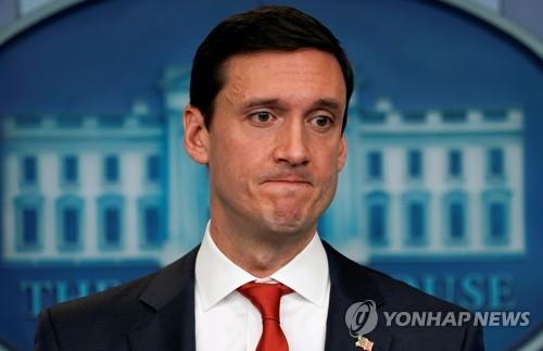 톰 보서트 백악관 국토안보보좌관