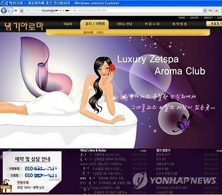 서울시민감시단, 인터넷 성매매 광고 6만 건 삭제