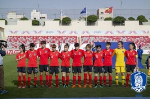 베트남전 당시 여자 축구 대표팀