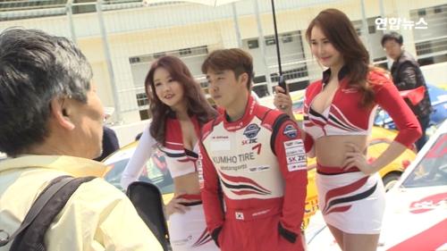 [현장영상] 최고 시속 300km…국내 최대 자동차 경주 '슈퍼레이스' 온다
