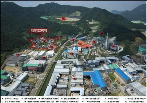 부산 강서구 생곡마을 전경 [연합뉴스 자료사진]
