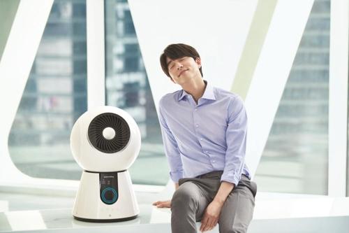 코웨이, 인공지능 '액티브액션 공기청정기' 출시[코웨이 제공=연합뉴스]