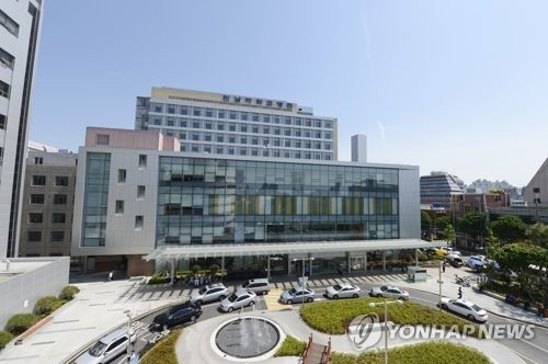 전남대병원 전경[전남대병원 제공=연합뉴스]