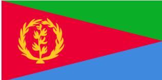 에레트리아 국기[위키피디아 제공]
