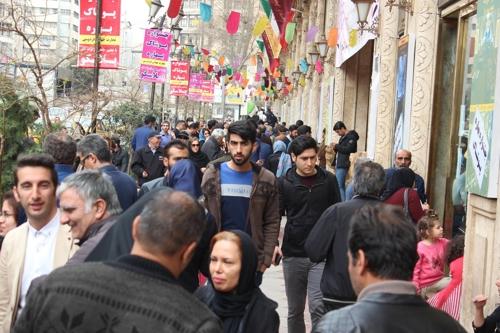테헤란 시내[연합뉴스자료사진]