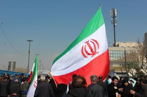 이란 이슬람혁명 집회[연합뉴스자료사진]