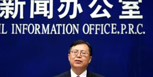 싱즈훙 중국 국가통계국 대변인