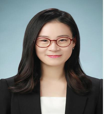 서울시 복지상 대상을 받은 변호사 김예원 씨