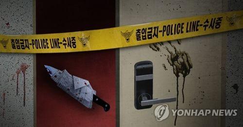 """""""형에게 대든다""""…동생 흉기로 찌른 외국인 검거"""