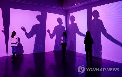 지난번 열린 서울미디어시티비엔날레(옛 SeMA 비엔날레 미디어시티서울)