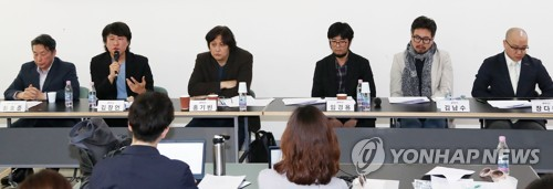 서울미디어시티비엔날레 만들어 갈 전문가들