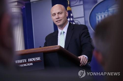마크 쇼트 백악관 의회담당 수석보좌관