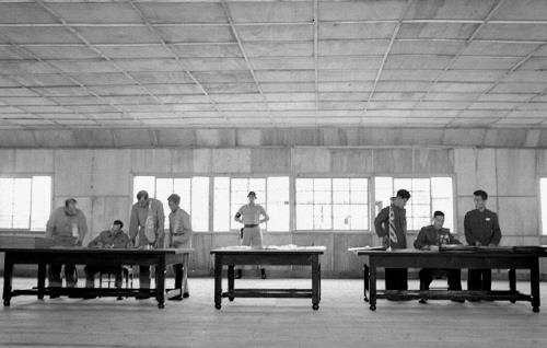 1953년 7월 판문점 정전협정[환구망 캡처]