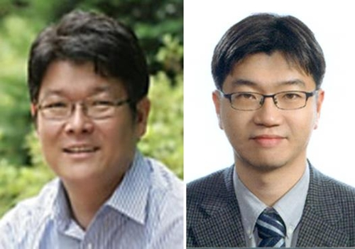연세대 안종현 교수(왼쪽)와 중앙대 김수영 교수