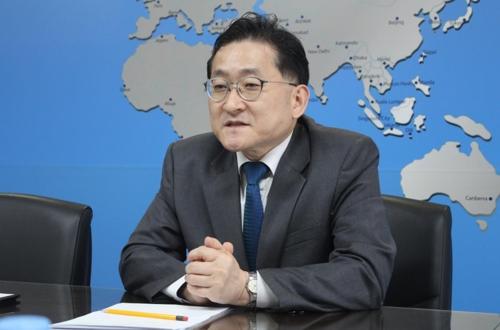 차규근 법무부 출입국외국인정책본부장