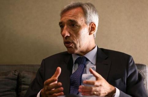주앙 크라비뉴 브라질 주재 EU 대사 [국영 뉴스통신 아젠시아 브라질]