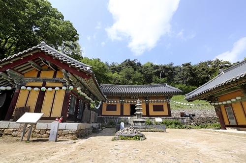 [연합이매진] 안동 천등산 봉정사