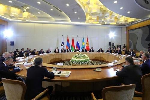 유라시아경제연합 회의