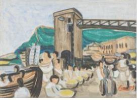 부산 1세대 서양화가 김종식 탄생 100주년 기념전