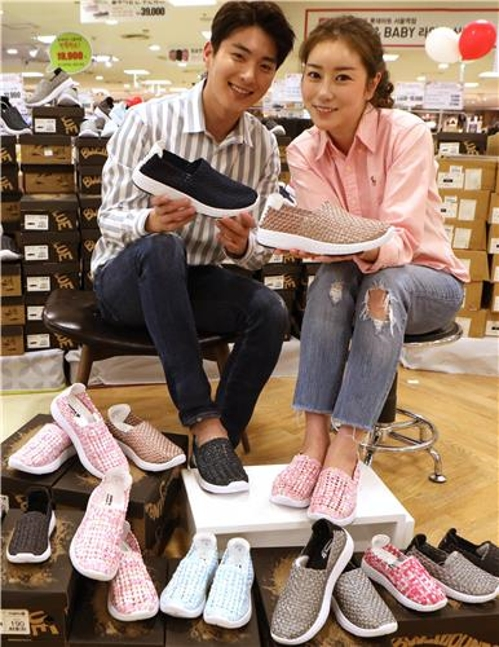롯데마트, 외부브랜드 협업에 '패션 매출' 높여