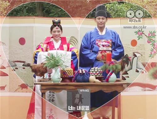 추자현-위샤오광 부부
