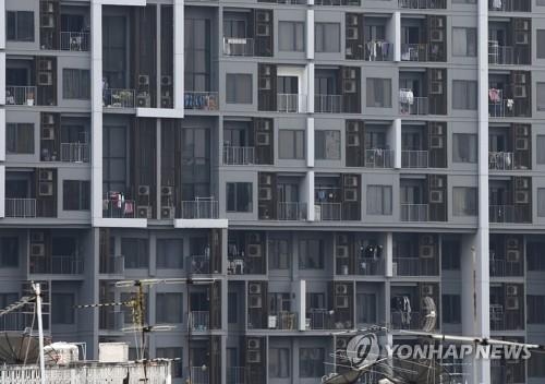 태국 아파트 에어컨 [EPA=연합뉴스]